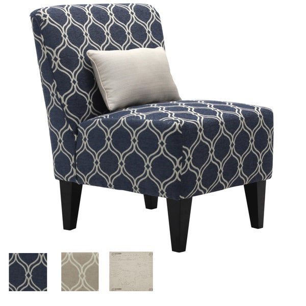 Merton Armless Lounge Chair
