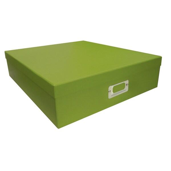 Pioneer Photo Albums Sage Green Scrapbooking Storage Box (Set of 6)