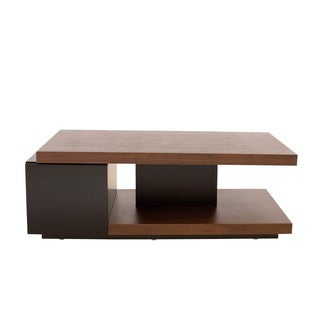Astro mid century coffee table 14943912 for Furniture of america inomata geometric high gloss coffee table