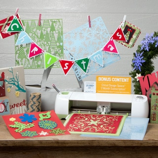 Cricut Explore Bundle with 2-month Craft Room Subscription