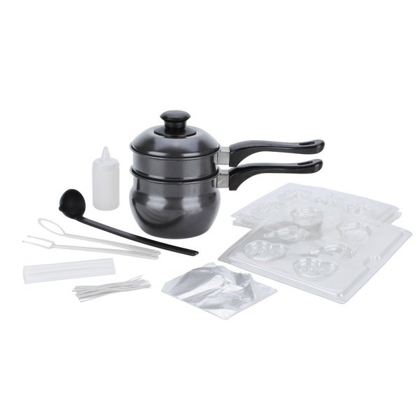 Holiday Chocolate Candy Making 92-piece Pot Set