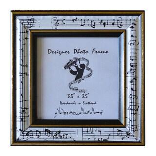 Mozart Manuscript Picture Frame