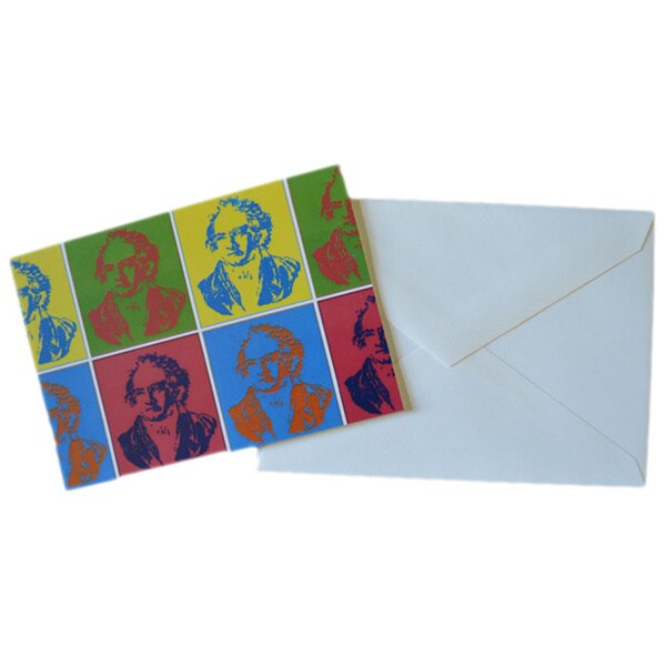 Music Gifts Company Boxed Notecards
