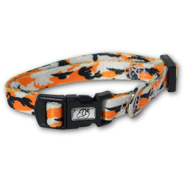 Laso 18-inch Camo Dog Collar