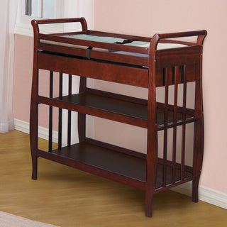 Lily 2-shelf Changing Tables with Drawers