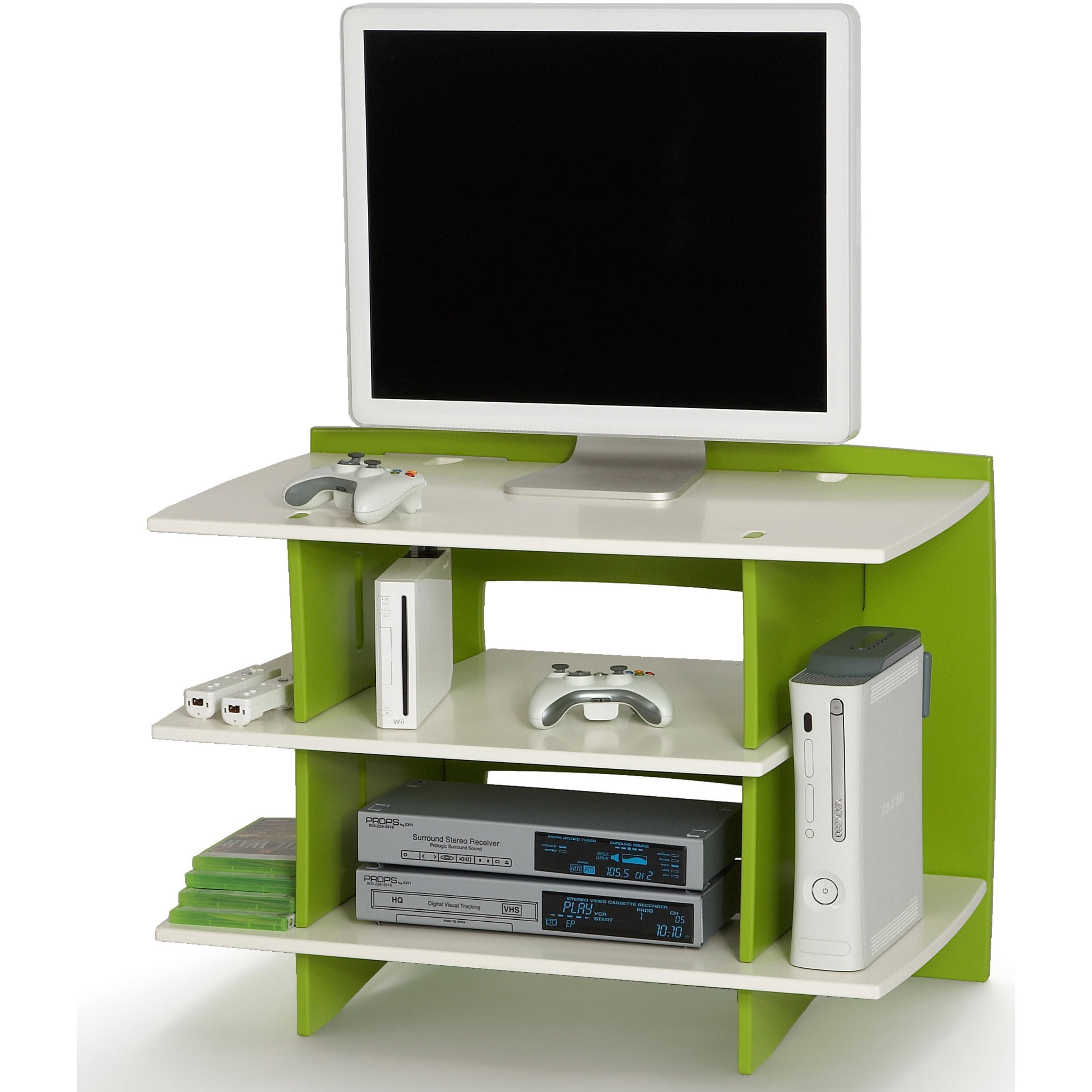 Lovely Legare Kids Furniture Gaming Center Stand