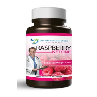 Doctor Recommended Raspberry Ketone Capsules (60 Count)