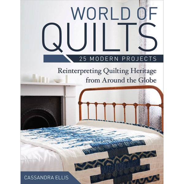 Stash Books-World Of Quilts