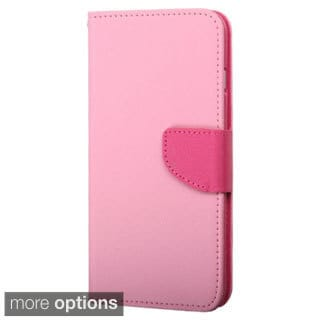 INSTEN Colorful Liner Wallet with Card Slot For Apple iPhone 6 Plus