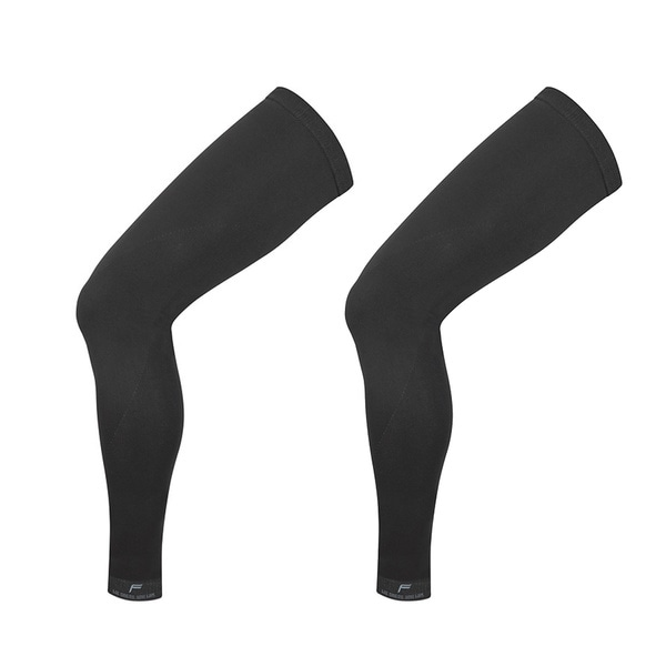 Fuse L/ XL Black Legwarmers (Pair)