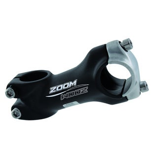 120-millimeter Alloy Bicycle Stem for 31.8-millimeter Handlebar with 15-degree Rise