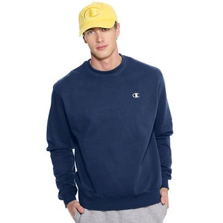 Champion Men's Eco Fleece Crewneck Sweatshirt