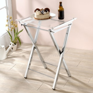 Millenial Collection Mari Folding Tray Table