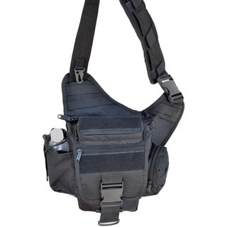 Explorer 9-inch Tactical Messenger Bag