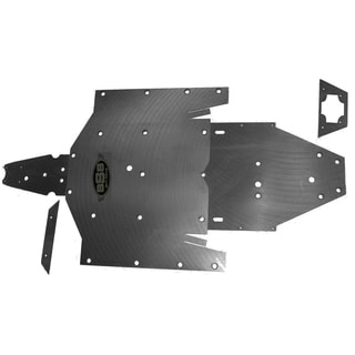 SSS Off Road Polaris RZR 900 XP UHMW Skid Plate Underbody
