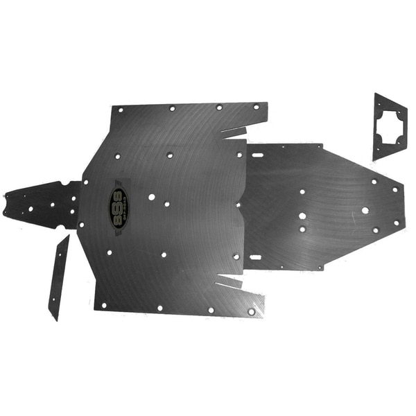 SSS Off Road Polaris RZR 900 XP UHMW Skid Plate Underbody