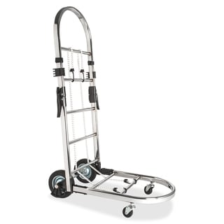 Sparco Portable Platform Luggage Cart