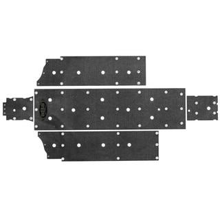 SSS Off Road Polaris Ranger XP 800 CREW UHMW Skid Plate Underbody