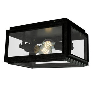 Windee Edison Flush Mount