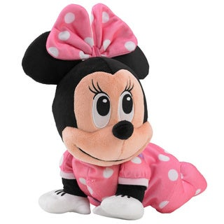 Minnie Musical Touch n' Crawl