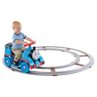 Power Wheels Thomas and Friends Thomas with Track