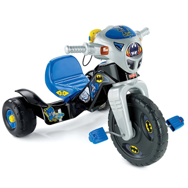 Fisher-Price Batman Lights and Sounds Trike