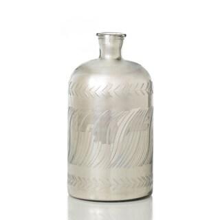 Sage & Co 10.25-inch Antique Bottle Vase