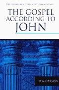 The Gospel According to John: An Introduction and Commentary (Hardcover)