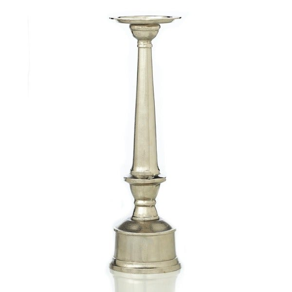 Sage & Co Cast Aluminum Candle Stick