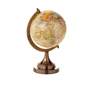 Sage & Co 8x12-inch Brass Globe