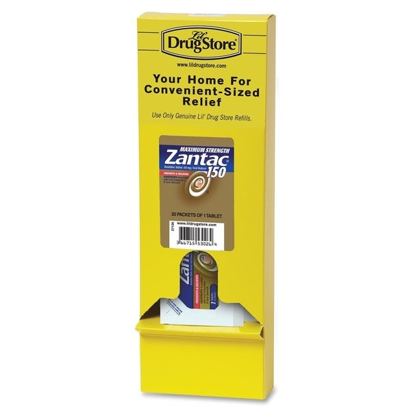 LIL' Drug Store Sngl-dose Max Strength Zantac 150
