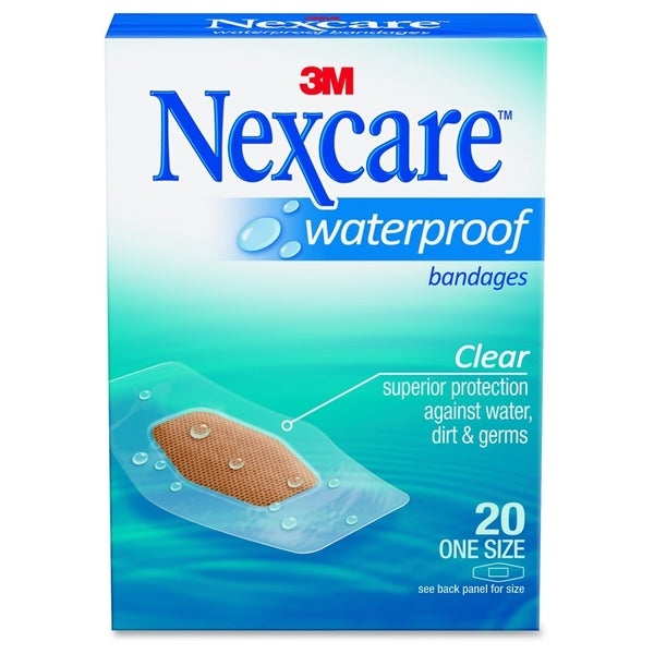 3M Nexcare Waterproof Bandages