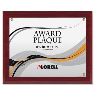 Lorell Mahogany Award-A-Plaque