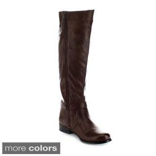 Jacobies Women's 'Cissy-9' Knee-high Riding Boots