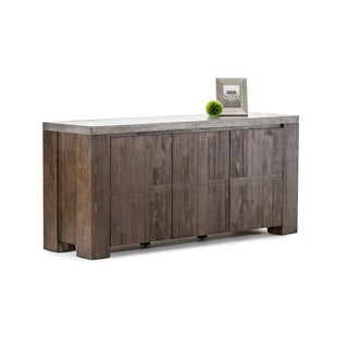 Modrest Faux Concrete Urban Buffet