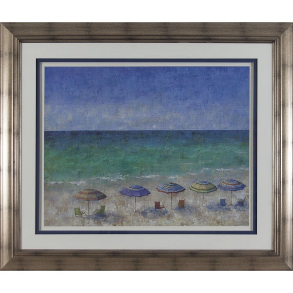 South Shore Framed Print