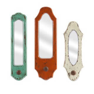 Gaylynn Mirror with Hanger (Set of 3)