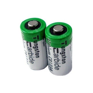 ExtremeBeam 3.0 Volt CR123 Non-rechargeable Lithium Batteries