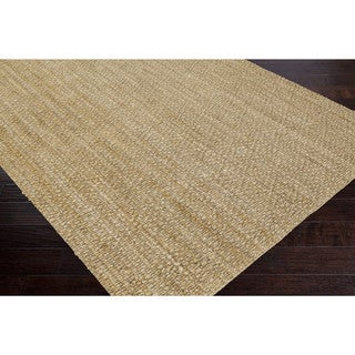 Hand-Woven Gladys Jute Solid Area Rug (2'6 x 4')