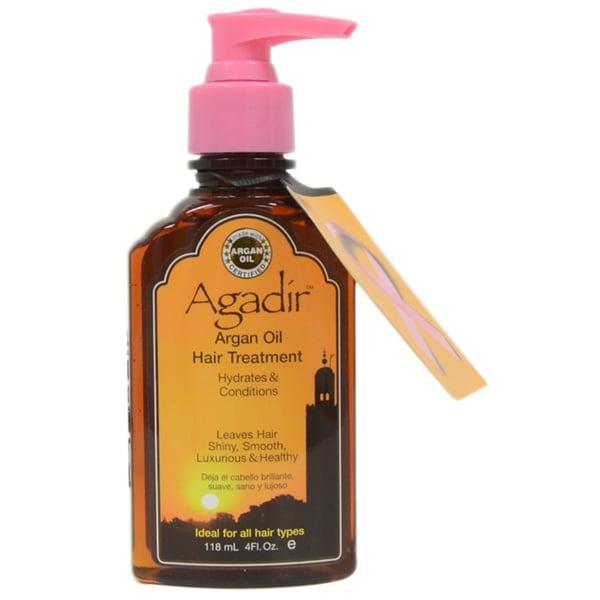 Agadir Argan Oil 4-ounce Hair Treatment
