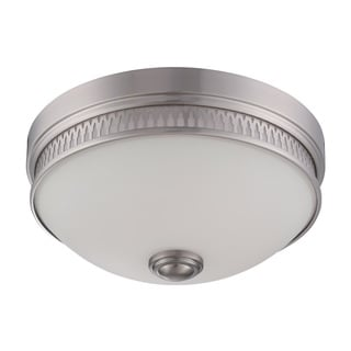 Nuvo Harper 1 Light LED Flush Mount