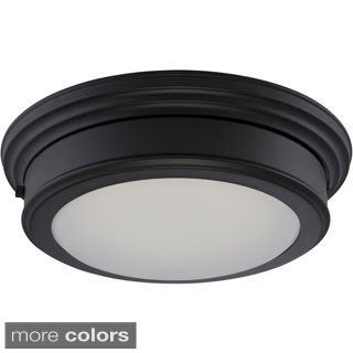 Nuvo Chance 1 Light LED Flush Mount
