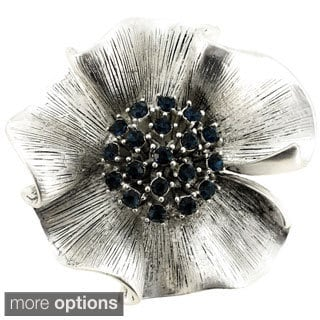 Vintage Style Flower Brooch and Pendant