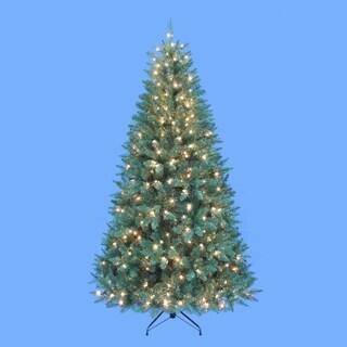 Kurt Adler 7-foot Pre-lit Point Pine Tree