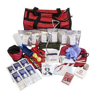 Emergency Zone Deluxe Small Dog Bug-out Bag Pet Emergency Kit