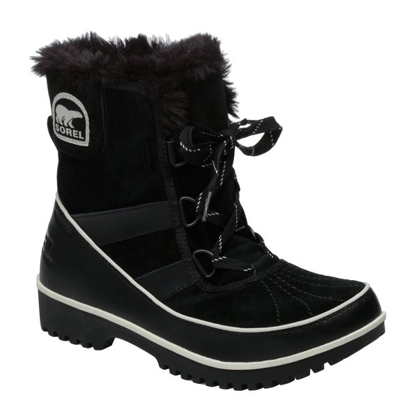 Sorel Women's 'Tivoli II' Suede Mid-calf Cold Weather Boots