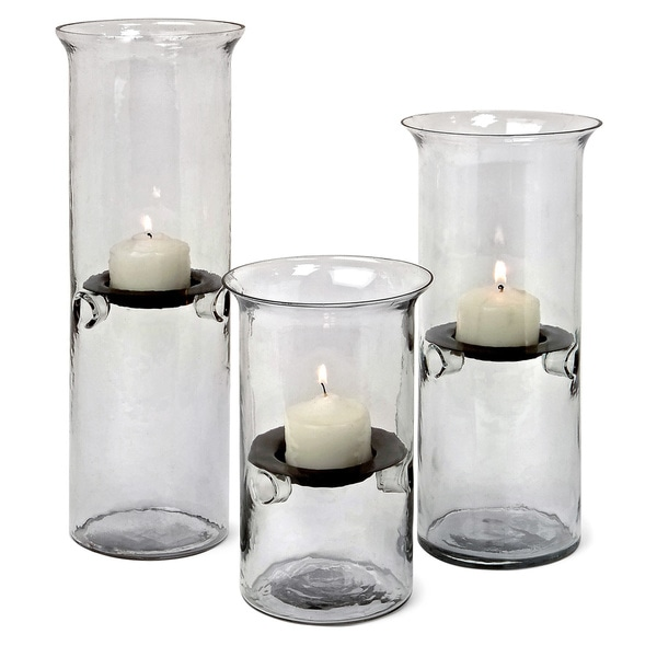 Tealight Holders (Set of 3)