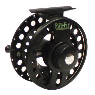 Shu-Fly Max Drag Cast Aluminum Fly Reel