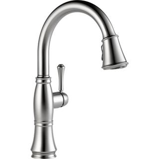 Delta Cassidy Pull-down Single Handle Kitchen Faucet