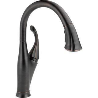 Delta Addison Single Handle Water Efficient Pull-down Kitchen Faucet